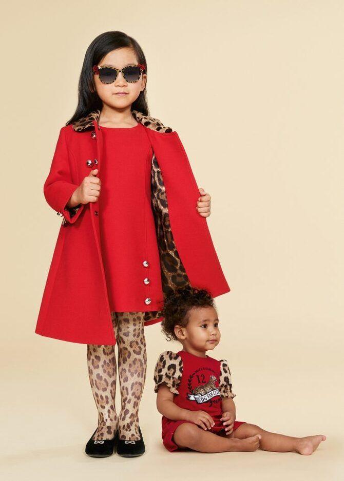 Модная детская одежда Осень/Зима 2020-2021 24