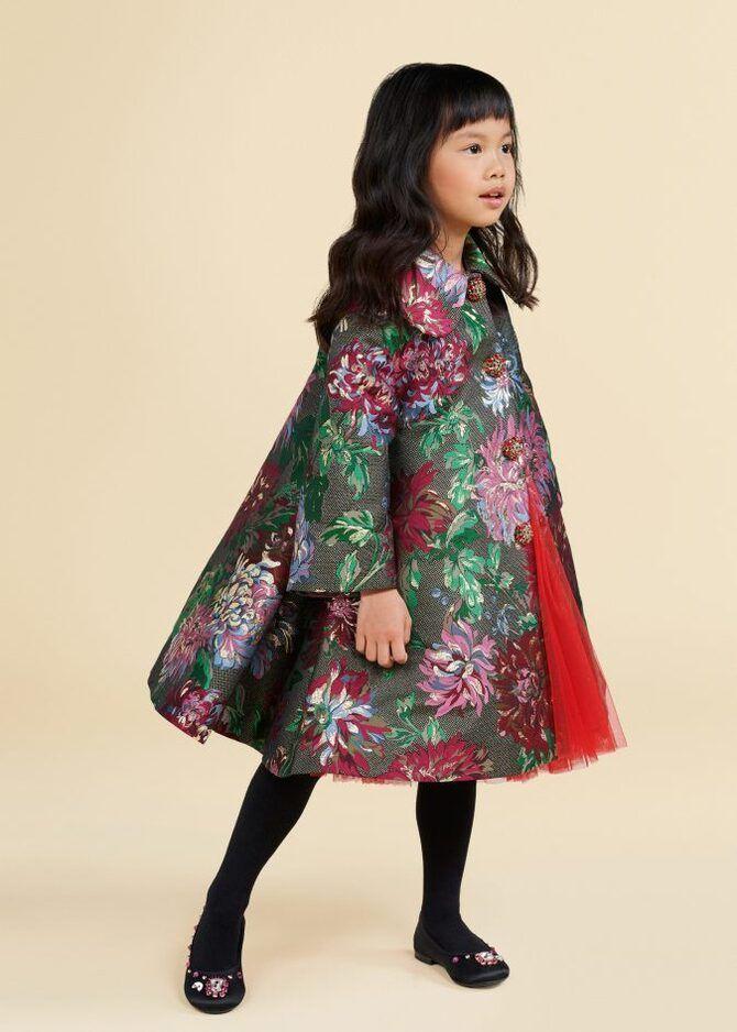 Модная детская одежда Осень/Зима 2020-2021 26