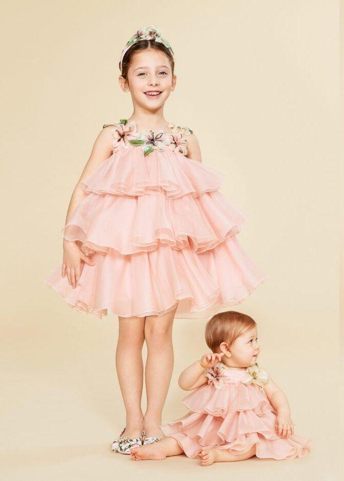 Модная детская одежда Осень/Зима 2020-2021 27
