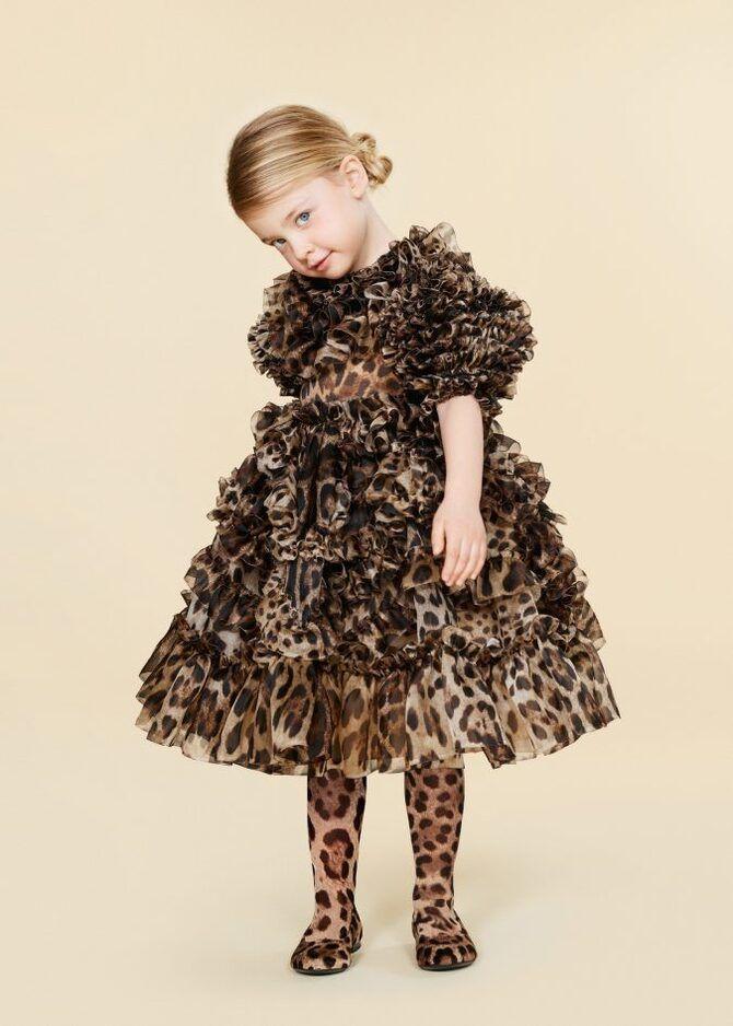 Модная детская одежда Осень/Зима 2020-2021 28