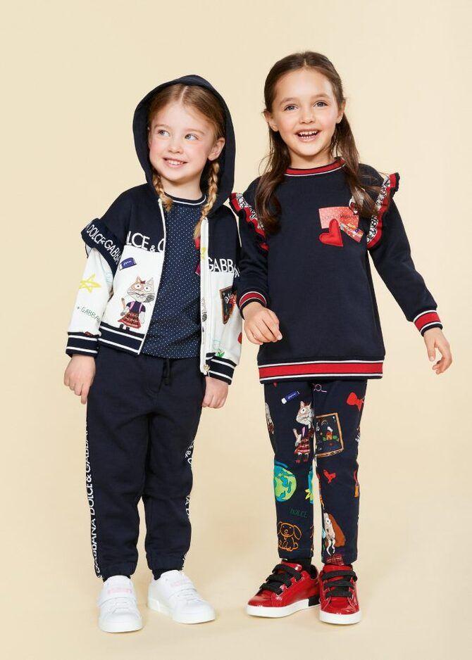Модная детская одежда Осень/Зима 2020-2021 29