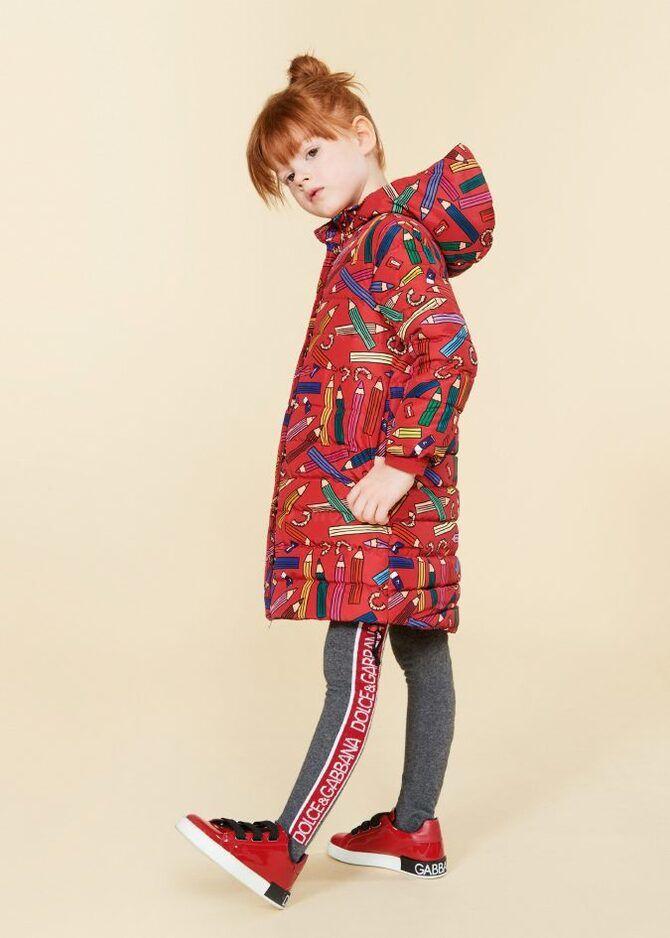 Модная детская одежда Осень/Зима 2020-2021 30