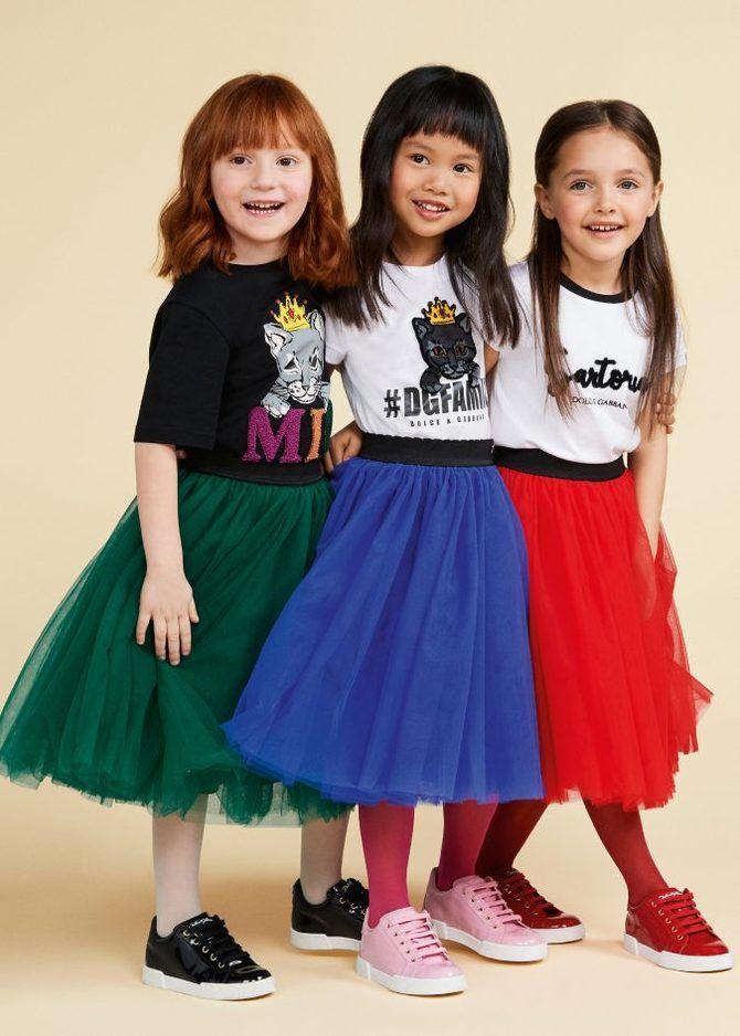 Модная детская одежда Осень/Зима 2020-2021 32