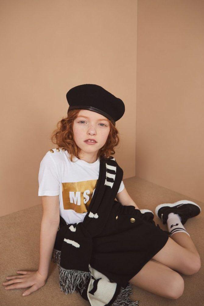 Модная детская одежда Осень/Зима 2020-2021 33