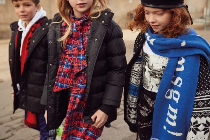Модная детская одежда Осень/Зима 2020-2021 36