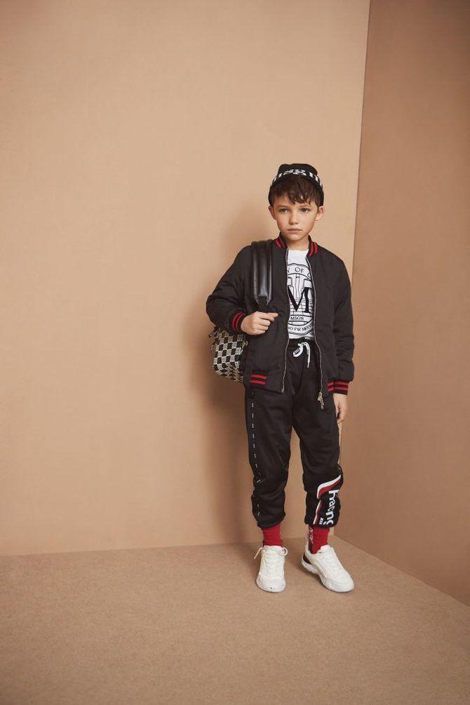 Модная детская одежда Осень/Зима 2020-2021 37