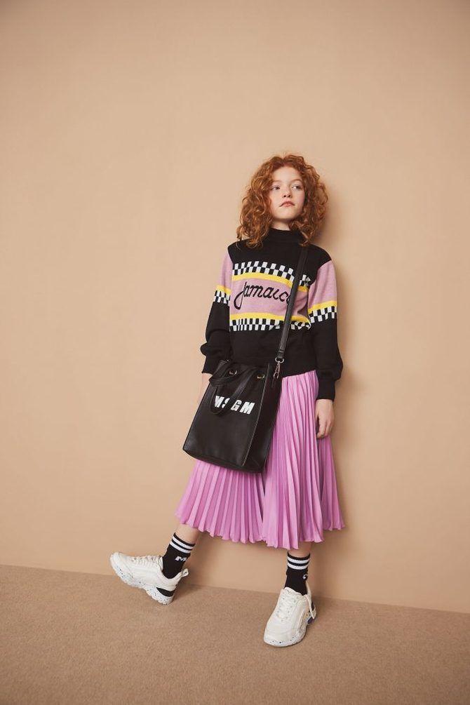 Модная детская одежда Осень/Зима 2020-2021 38
