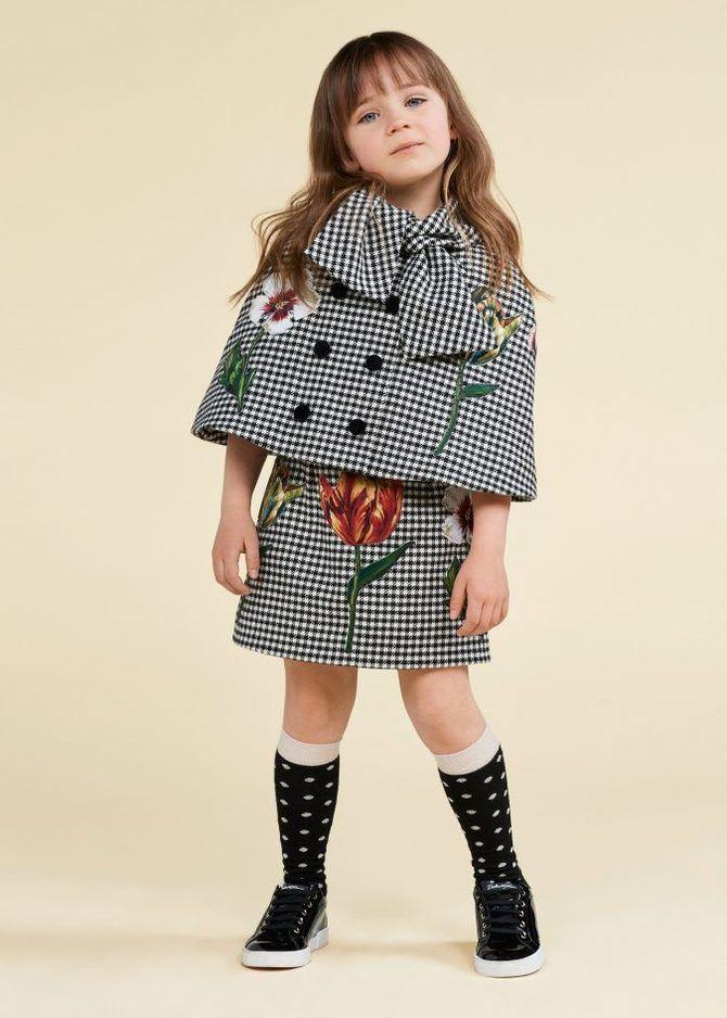 Модная детская одежда Осень/Зима 2020-2021 40
