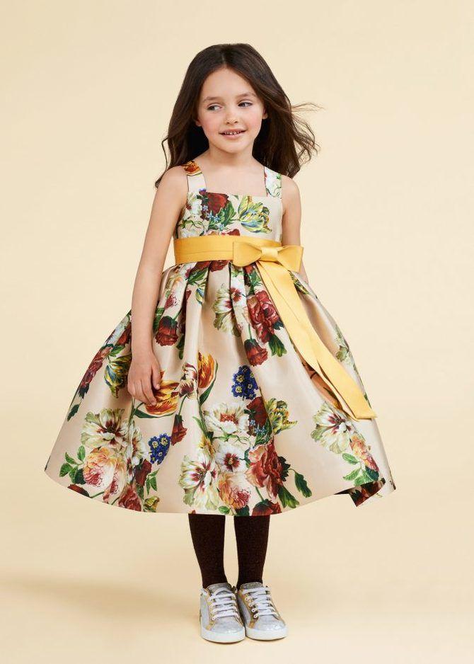 Модная детская одежда Осень/Зима 2020-2021 41