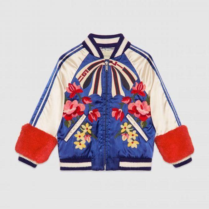 Модная детская одежда Осень/Зима 2020-2021 42