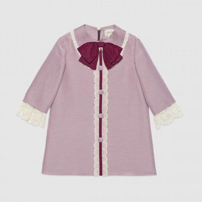 Модная детская одежда Осень/Зима 2020-2021 43