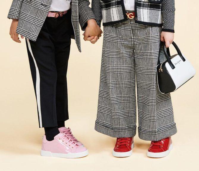 Модная детская одежда Осень/Зима 2020-2021 44