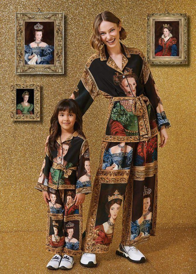 Модная детская одежда Осень/Зима 2020-2021 49