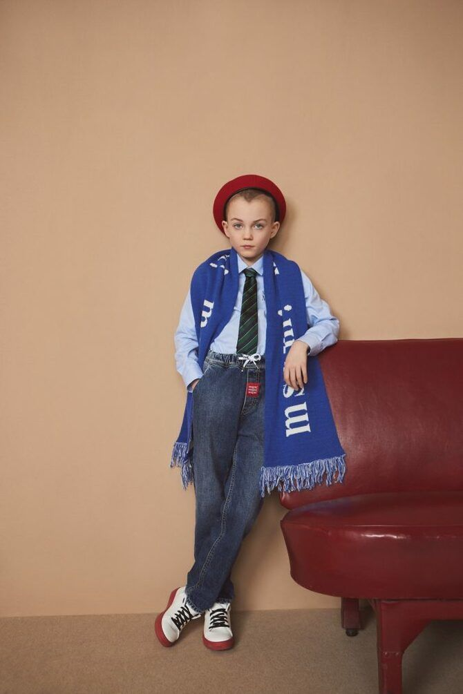 Модная детская одежда Осень/Зима 2020-2021 5