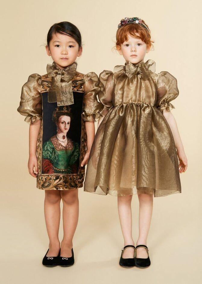 Модная детская одежда Осень/Зима 2020-2021 7