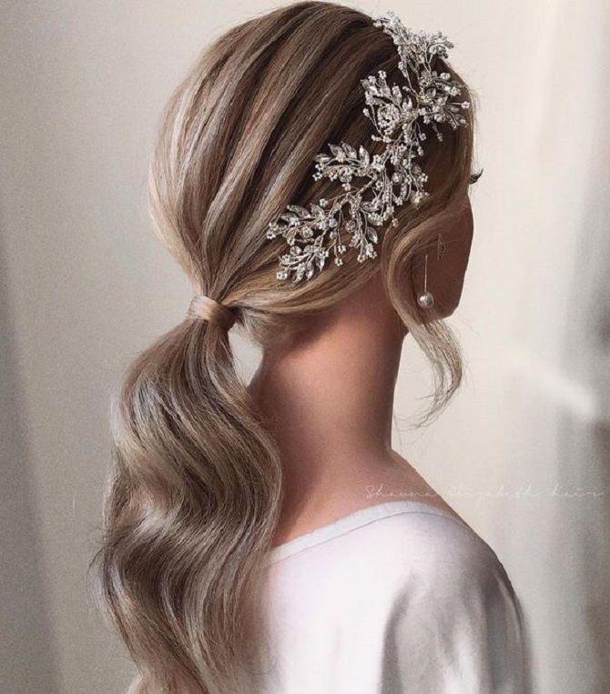 Низький хвіст – кращі ідеї зачіски для повсякденного і вечірнього образу 10