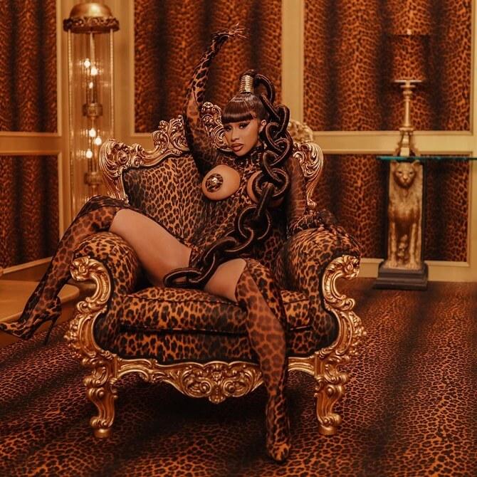 Карди Бі подала на розлучення з репером Offset після трьох років шлюбу 3