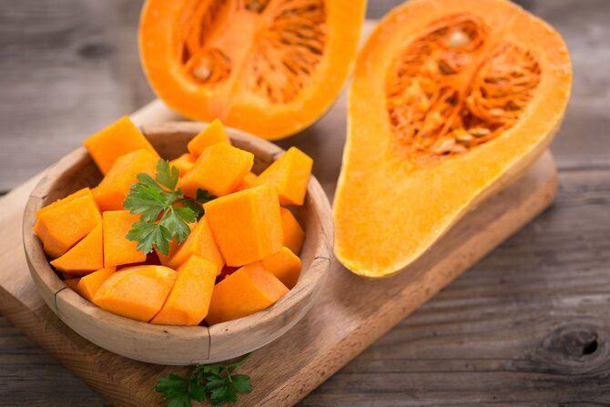 Ударим по осенним овощам и фруктам: сезонные продукты для здорового питания 2