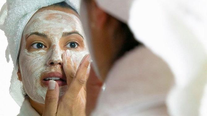 Топ-10 лучших масок для отбеливания лица в домашних условиях 1