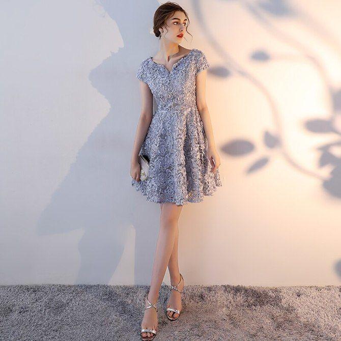 Модні сукні з довгим рукавом 2020-2021 11