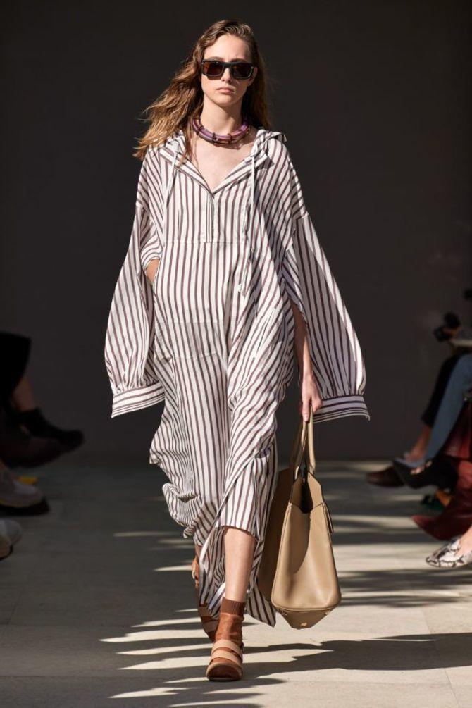 Модні сукні з довгим рукавом 2020-2021 15