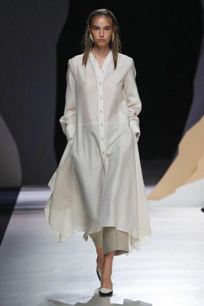Модні сукні з довгим рукавом 2020-2021 17