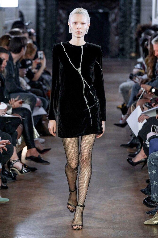 Модні сукні з довгим рукавом 2020-2021 30