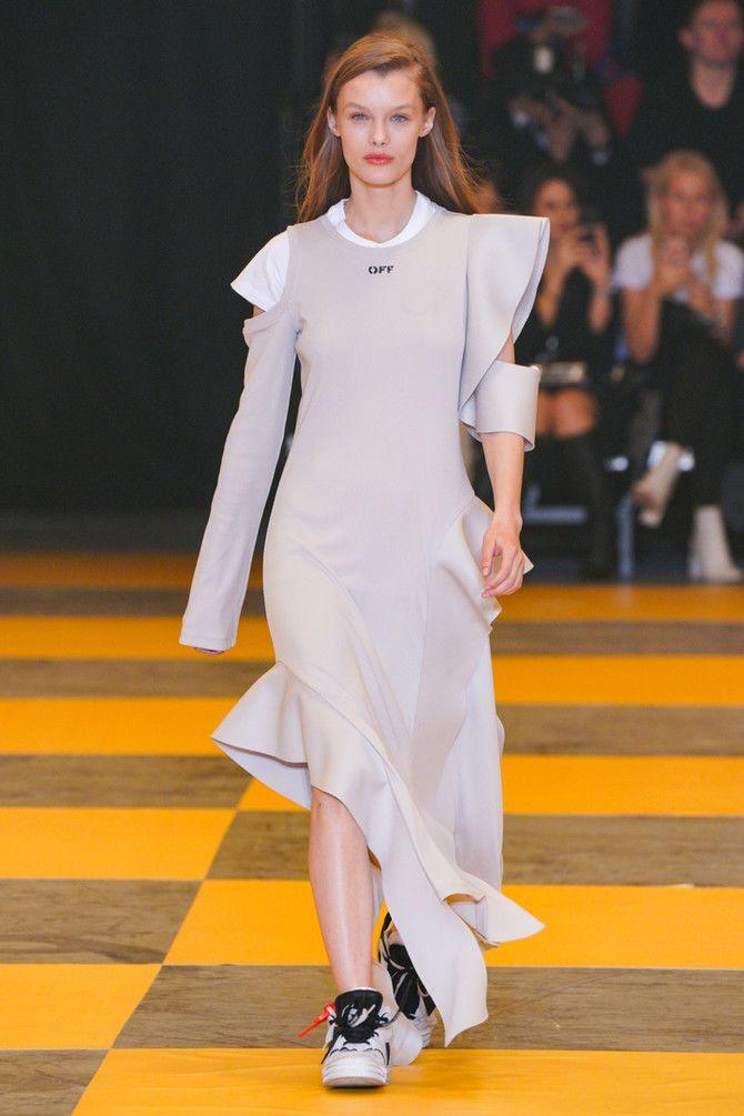 Модні сукні з довгим рукавом 2020-2021 40