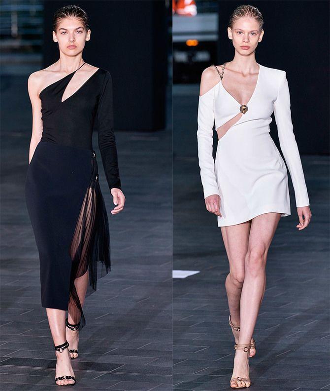 Модні сукні з довгим рукавом 2020-2021 41