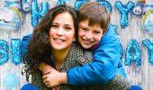 Поздравления сыну от мамы с Днем рождения в прозе, стихах, открытках