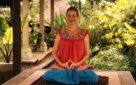 Западные звезды, которые практикуют йогу и медитацию