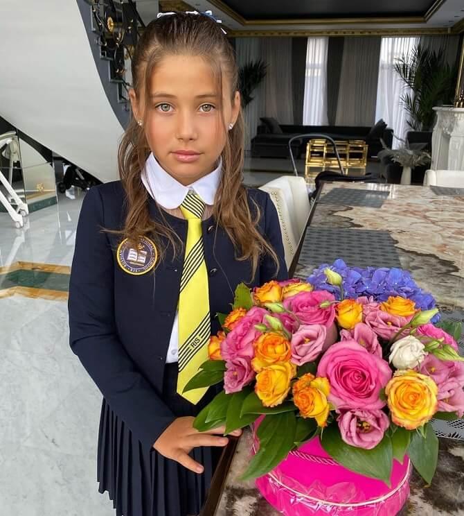 Дочь Оксаны Самойловой