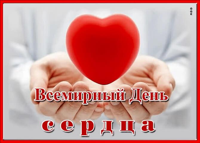 Всемирный день сердца – как поздравить друг друга? 4