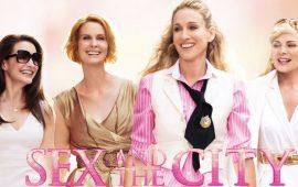 Женский актерский состав сериала «Секс в большом городе» (1998)