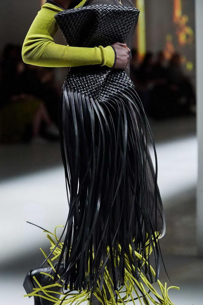 Сумки з бахромою – модний тренд осінь-зима 2020 2021 11