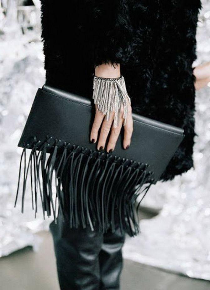 Сумки з бахромою – модний тренд осінь-зима 2020 2021 45
