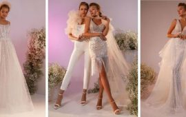 Популярные и изысканные свадебные платья Versal