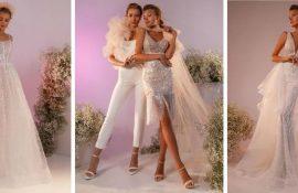Популярні і вишукані весільні сукні Versal