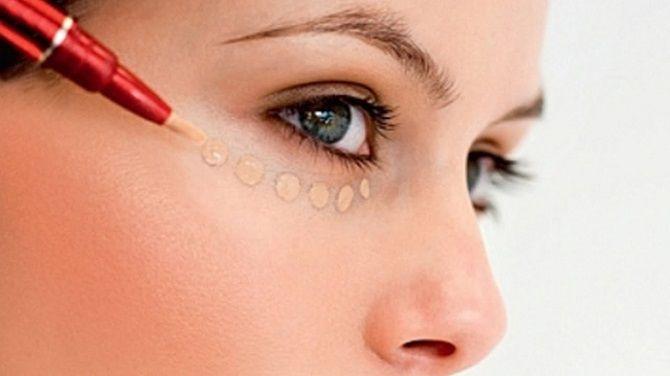 Боремося з «ефектом панди» або Як позбутися темних кіл під очима: ефективні засоби і косметологія 8