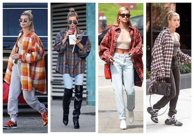 Теплі модні сорочки на осінь-зиму 2020-2021 13