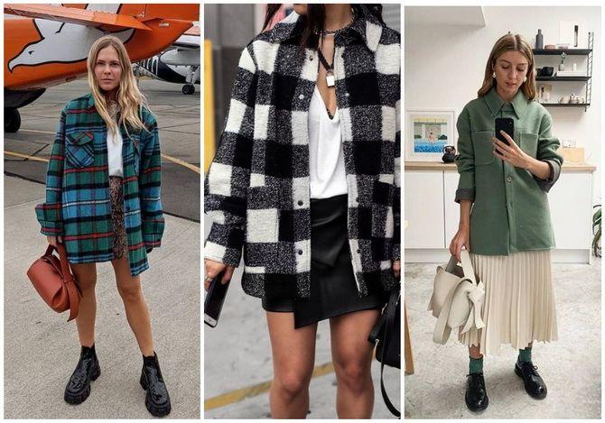 Теплі модні сорочки на осінь-зиму 2020-2021 24