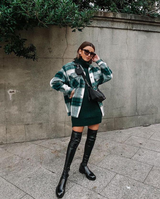 Теплі модні сорочки на осінь-зиму 2020-2021 26