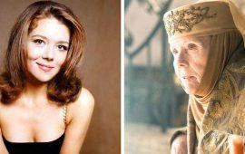 Умерла звезда «Игры престолов» и девушка Бонда — актриса Дайана Ригг