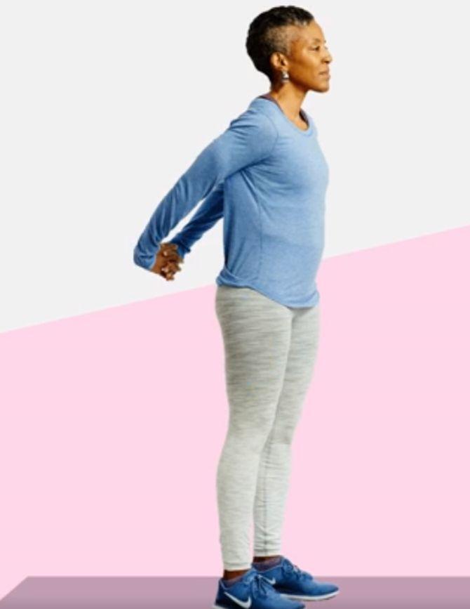 ТОП эффективных упражнений для идеальной осанки 11