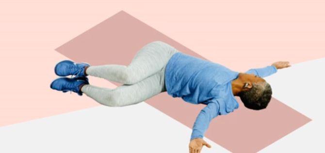 ТОП эффективных упражнений для идеальной осанки 18