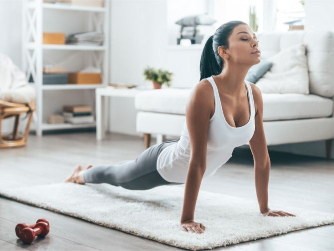 ТОП эффективных упражнений для идеальной осанки 3