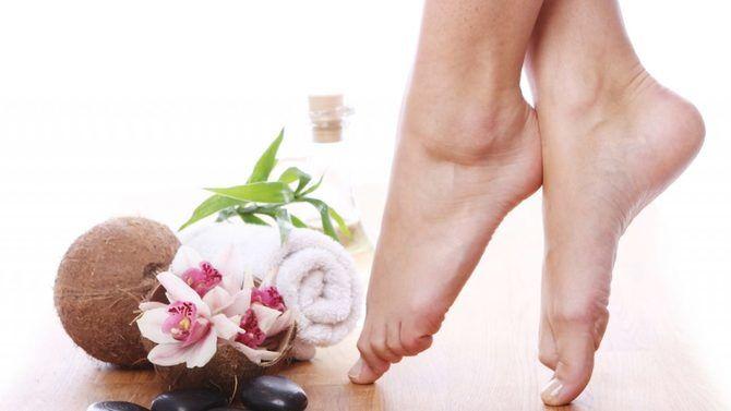 Ухоженные пяточки без проблем: домашние ванночки от трещин и мозолей 2