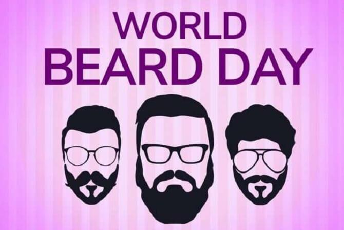 Привітання з Міжнародним Днем бороди
