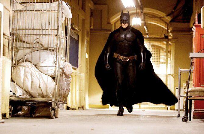 Бэтмен: Начало, 2005