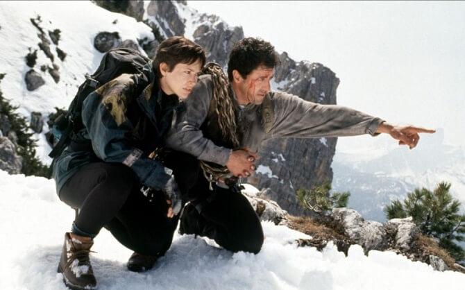 Скалолаз, 1993